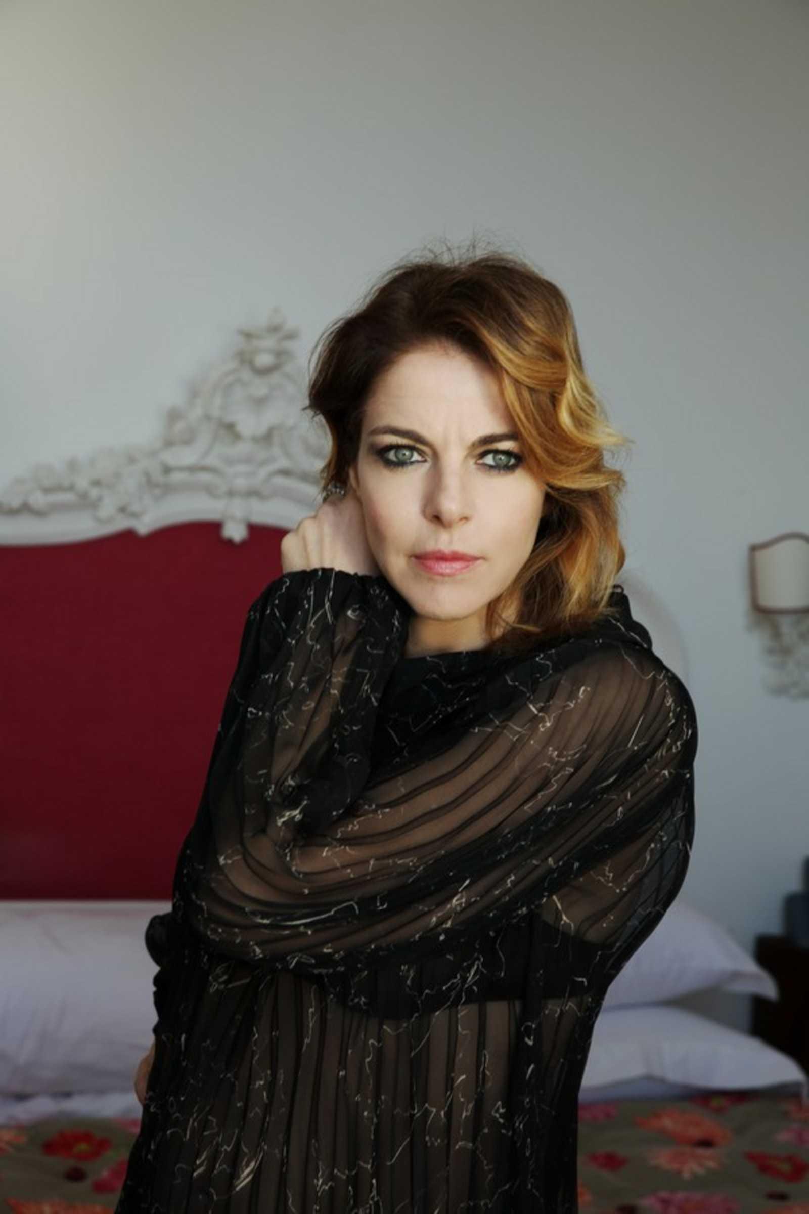 Claudia Gerini Taglio Capelli  2022